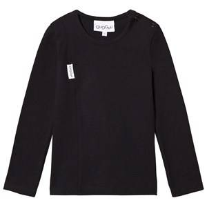 Gugguu Unisex Tops Black Unisex Tricot Shirt Black