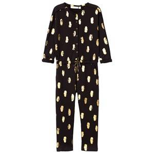 Image of Soft Gallery Girls All in ones Black Cass Jumpsuit Jet Black