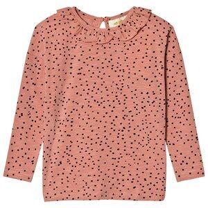 Soft Gallery Girls Tops Pink Liana Long Sleeve Tee Rose Dawn