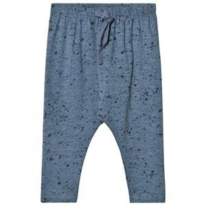 Soft Gallery Unisex Bottoms Blue Hailey Pants Blue Mirage