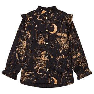 Soft Gallery Girls Tops Black Tilde Shirt Jet Black