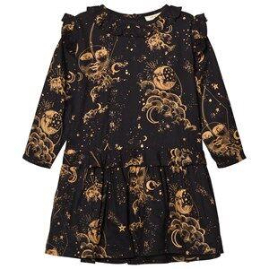 Soft Gallery Girls Dresses Black Anemone Dress Jet Black