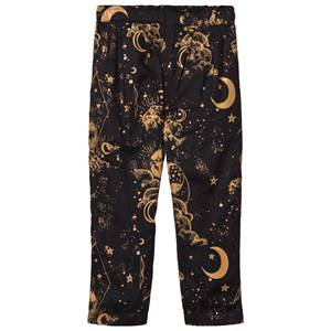 Soft Gallery Girls Bottoms Black Yaya Pants Jet Black