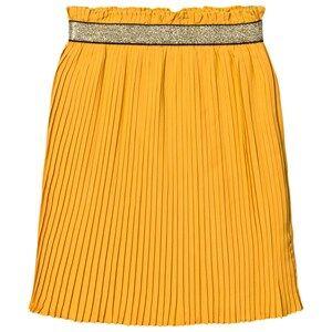 Soft Gallery Girls Skirts Yellow Mandy Skirt Golden Yellow
