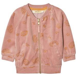 Image of Soft Gallery Girls Jumpers and knitwear Pink Mariko Cardigan Cameo Brown
