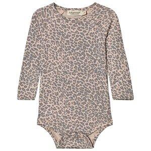 MarMar Copenhagen Unisex All in ones Pink Leo Baby Body Rose Leo