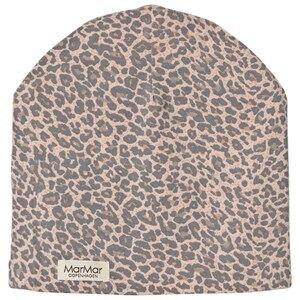MarMar Copenhagen Unisex Headwear Pink Leo Beanie Rose Leo