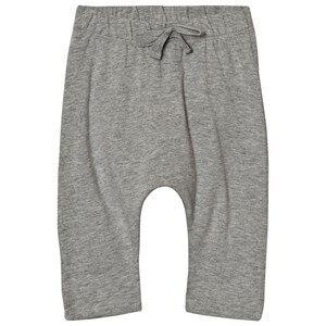 MarMar Copenhagen Unisex Bottoms Grey Pico Pant Grey Melange