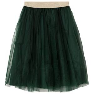MarMar Copenhagen Girls Skirts Green Solo Skirt Dark Leaf