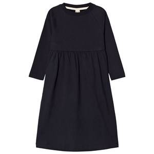Image of Gray Label Girls Dresses Navy Long Sleeve Long Dress Night Blue