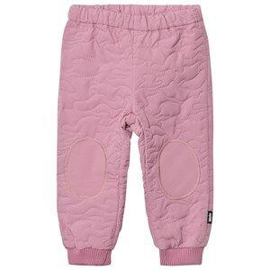 Image of Molo Girls Bottoms Pink Hoti Soft Shell Termobyxor Fox Glove