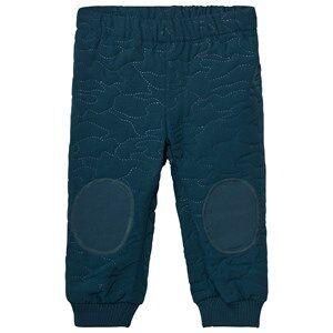 Molo Unisex Bottoms Navy Hoti Soft Shell Pants Midnight Navy