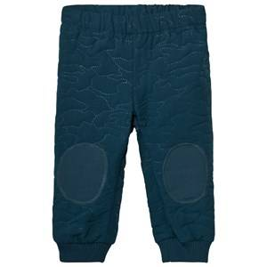 Molo Unisex Bottoms Navy Hoti Soft Shell Pants Midnight Navy