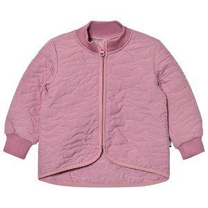 Molo Girls Coats and jackets Pink Husky Soft Shell Jacket Fox Glove