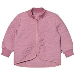 Molo Girls Coats and jackets Pink Husky Soft Shell Jacket Fox Glove