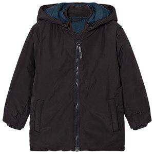 Image of Molo Unisex Coats and jackets Black Halloy Jacket Pirate Black