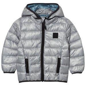 Molo Unisex Coats and jackets Silver Hao Jacket Neutral Grey