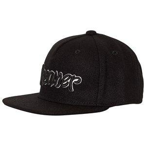 Molo Boys Headwear Black Big Shadow Cap Black