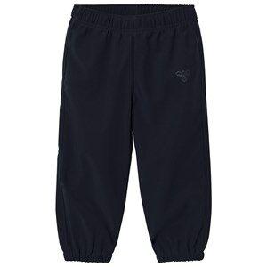 Hummel Unisex Bottoms Navy Rene Softshell Pants Dark Navy