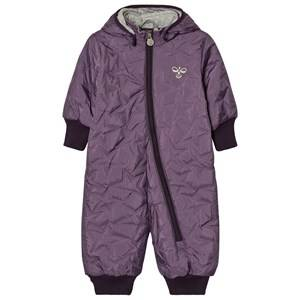 Hummel Unisex Coveralls Purple Chano Coverall Montana Grape