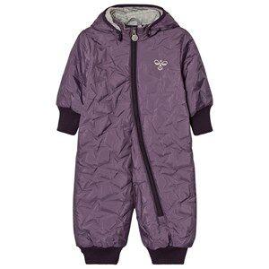 Hummel Unisex Coveralls Purple Chano Coverall Montana Grape