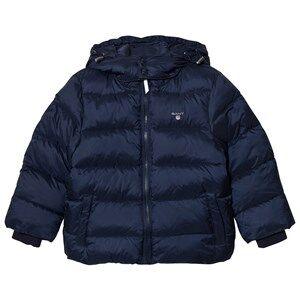 Gant Boys Coats and jackets Navy Navy Puffer Jacket