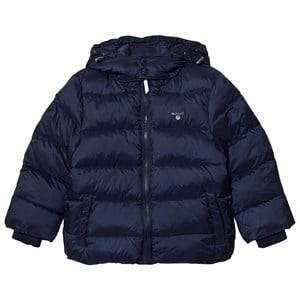 Gant Boys Coats and jackets Navy Navy Puffer Jacket