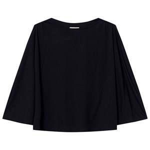 Mom2Mom Girls Private Label Maternity tops Black Nursing Poncho Black
