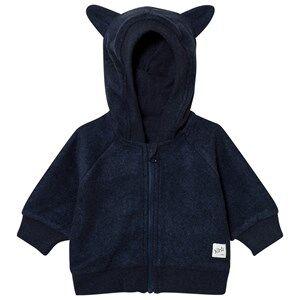 Molo Unisex Fleeces Blue Ummi Jacket Total Eclipse