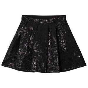 Molo Girls Skirts Black Buffy Skirt Black