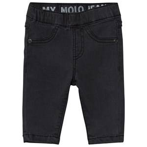 Molo Girls Bottoms Black Shilo Jeans Black Shade
