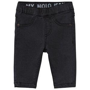 Image of Molo Girls Bottoms Black Shilo Jeans Black Shade