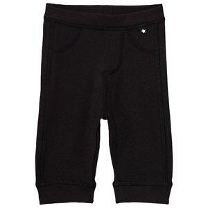 Molo Boys Bottoms Black Scott Soft Pants Black