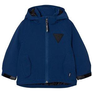 Image of Molo Unisex Coats and jackets Blue Heman Jacket Estate Blue