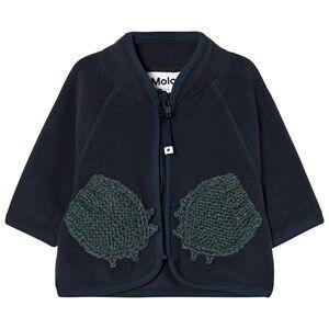 Molo Unisex Fleeces Navy Umo Fleece Jacket Midnight Navy