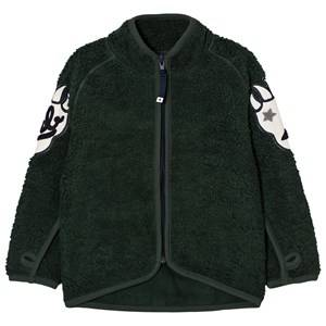 Molo Unisex Fleeces Green Ulan Fleece Jacket Pine Grove