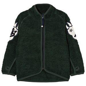 Molo Unisex Fleeces Green Ulan Fleece Jacket Pine Grove