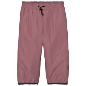 Image of Molo Girls Bottoms Purple Wild Rain Pants Purple Mist