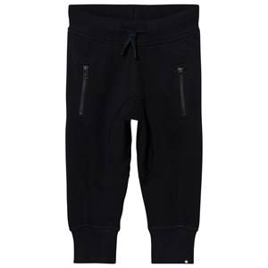Molo Boys Bottoms Black Ashton Soft Pants Black
