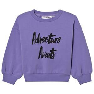 Gardner and the gang Girls Jumpers and knitwear Purple The Classic Sweatshirt Purple