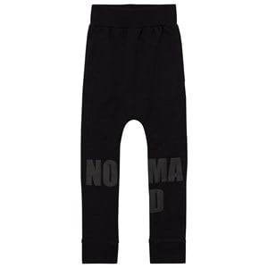 Gardner and the gang Unisex Bottoms Black Slouchy Pants Black