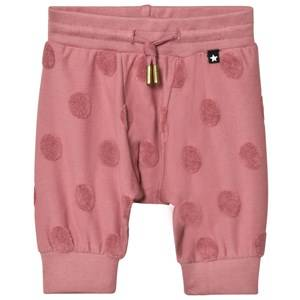 Molo Girls Bottoms Grey Sona Soft Pants Fox Glove