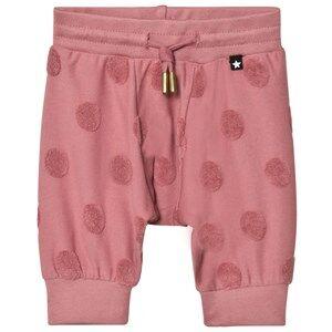 Molo Girls Bottoms Grey Sona Soft Pants Fox Glove