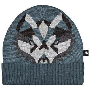Molo Unisex Headwear Grey Keano Hat Grey Melange