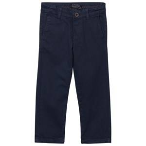 Mayoral Boys Bottoms Navy Navy Twill Trousers