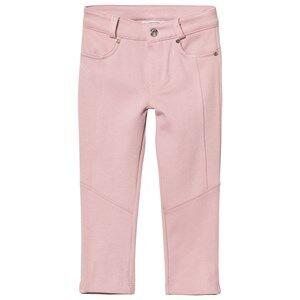 Mayoral Girls Bottoms Pink Pink Treggings