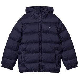 Mayoral Boys Coats and jackets Navy Navy Padded Hooded Coat