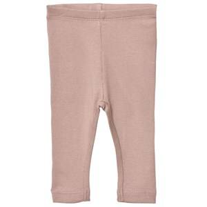Wheat Girls Bottoms Brown Rib Leggings Fawn