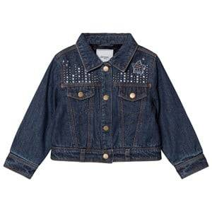 Mayoral Girls Coats and jackets Navy Dark Denim Jacket