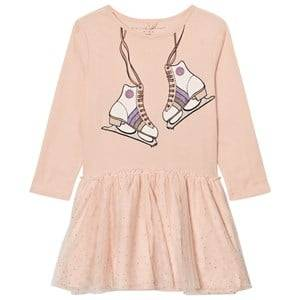 Stella McCartney Kids Girls Dresses Pink Pale Pink Skate Primrose Dress